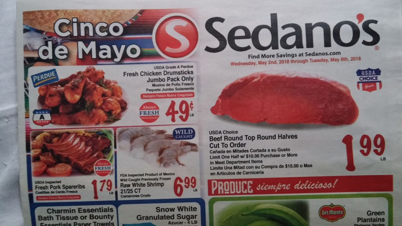 SEDANOS SUPERMARKETS